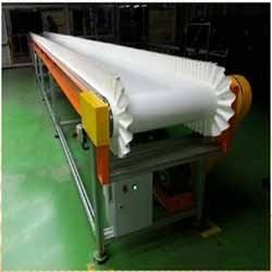 PVC Conveyor Belt With Side Wall