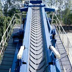 PVC Conveyor Belt With Cleat / V-Shape